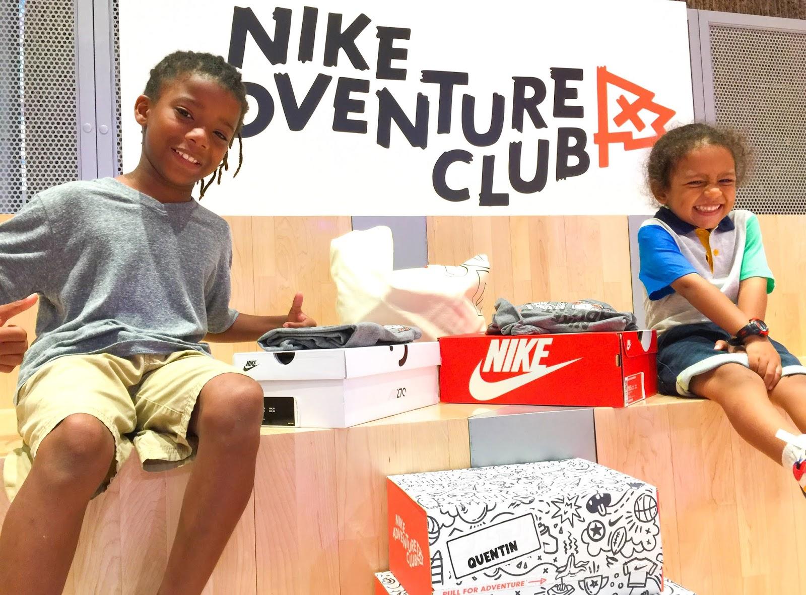 鞋!NIKE Adventure Club成